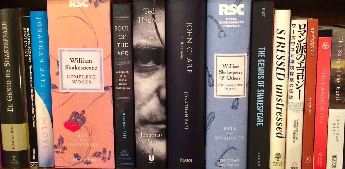 Books Jonathan Bate